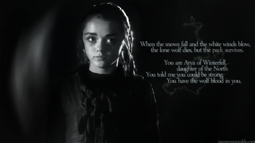 Favorite Quotes From Game Of Thrones: Season 1